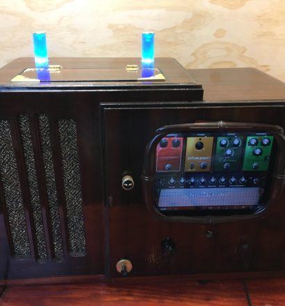Steampunk Entertainment System