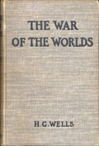 HG Wells - War of the Worlds