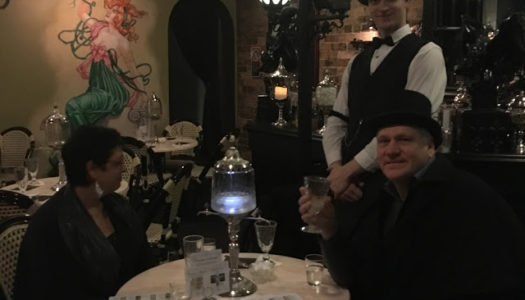 ABSINTHE SALON: REBELLIOUS SPIRITS, FILTERED BY THE GLASS