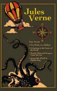 Jules Verne - 4 novels