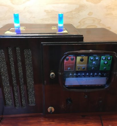 Steampunk Entertainment System