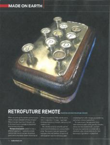 Steampunk Remote Control